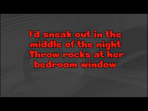 Red Dirt Road (Lyrics on screen)