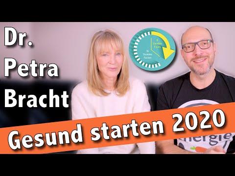 Gesund starten 2020 - Neues von Dr. Petra Bracht
