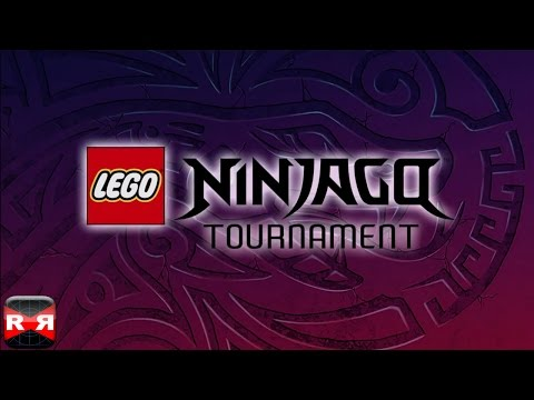 LEGO Ninjago Tournament (By The LEGO Group) - iOS / Android - Gameplay Video