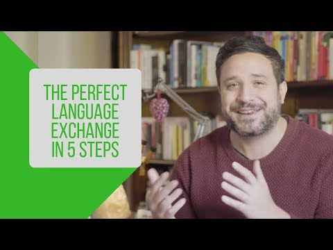 Language Exchange - The Only Guide You'll Ever Need - Luca