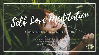 Self Love Guided Meditation from Zara Smith with Theta Waves