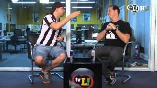 Papo com Benja - Carioca do Panico 10/08/2011 parte 1