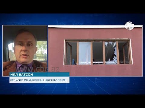 Британский журналист о нагорно-карабахском конфликте