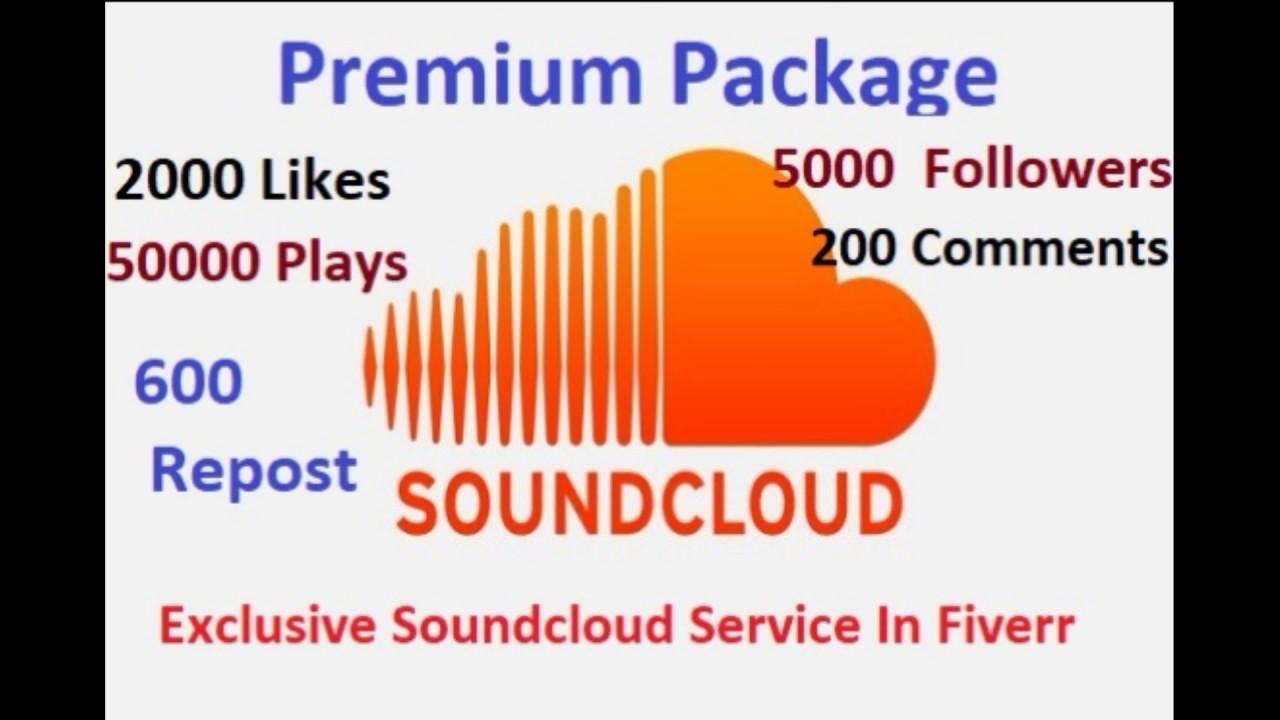 Soundcloud Promotion Fiverr