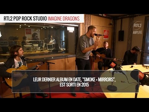 IMAGINE DRAGONS - Shots RTL2 POP ROCK STUDIO