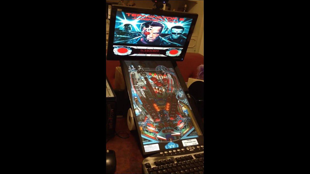 Terminator 2 - Pinball Virtual Bam 3D