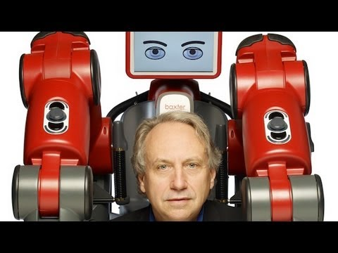 RI Seminar: Rodney Brooks : A New Class of Industrial Robot