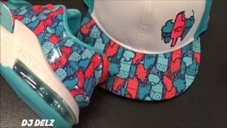Nike Kd 7 Ice Cream Frozen Sneaker