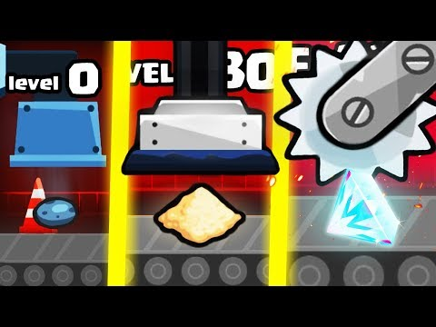 IS THIS THE STRONGEST HIGHEST LEVEL MACHINE EVOLUTION? (9999+ FACTORY UPGRADE) l Factory Inc. |