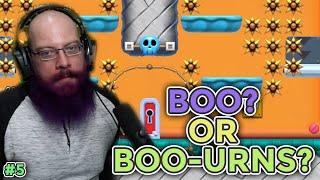 MORE LIKE BOO-UNO MAS! | Super Mario Maker 2 - Expert No Skip Challenge For 1000 Clears [5]