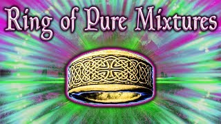 Skyrim SE - Ring Of Pure Mixtures - Unique Ring Guide