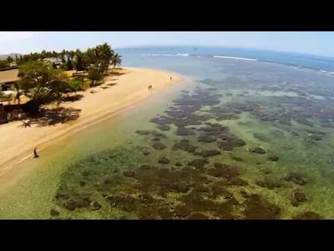 DJI Phantom - Baby Beach - Lahaina Hawaii