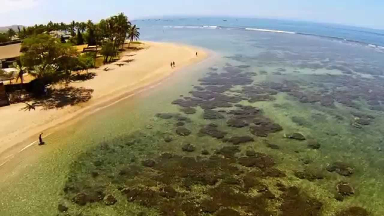 Dji Phantom Baby Beach Lahaina Hawaii