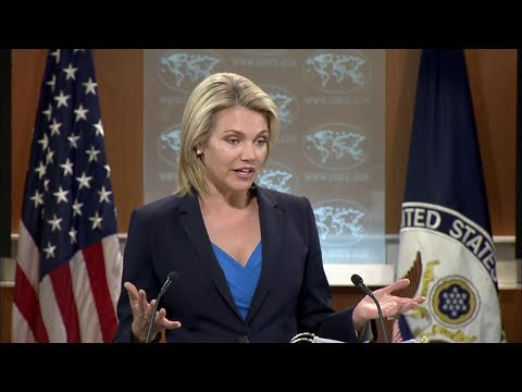 Department Press Briefing - July 11, 2017