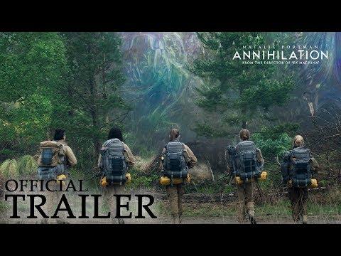 ANNIHILATION | Official Trailer