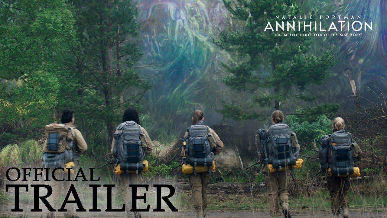 Download ANNIHILATION | Official Trailer