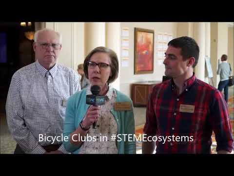 Mary Adams, Greater Cincinnati STEM Collaborative - Bicycle Club