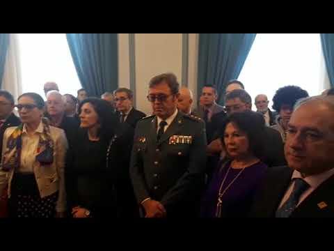 Lugo también rinde homenaje a la Carta Magna