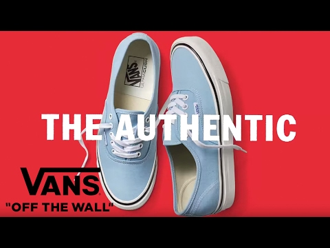 Not Just One Thing - The Authentic | Fashion | VANS