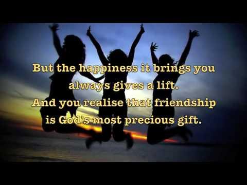 A Poem Of True Friendship