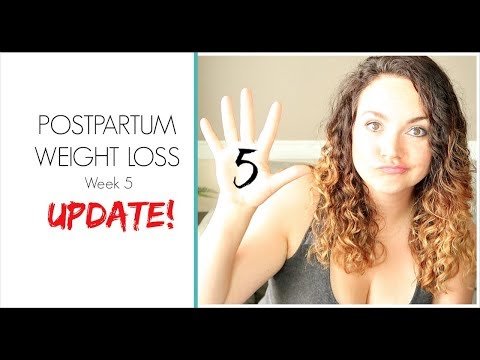 I QUIT BREASTFEEDING! Postpartum Weight Loss Week 5 Update | Jen Hardie