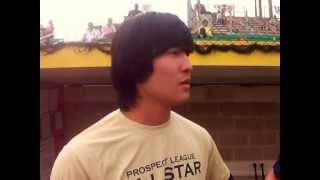 2013 Prospect League All-Star Game - J Hwang - West Virginia Miners
