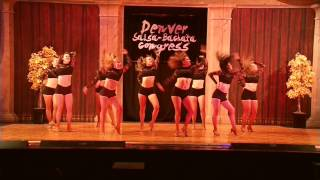 Denver Salsa Congress DVD 2014