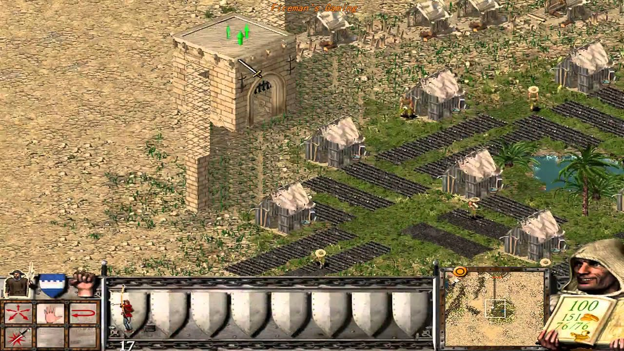 Line Drawing Game Multiplayer : Stronghold crusader tyre drawing the line youtube