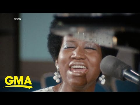Willie Moore Jr. - WATCH! Unearthed footage of  Aretha Franklin documentary 'Amazing Grace'