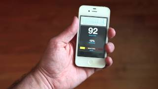 myPulse - Heart Rate Monitor iPhone App Demo Thumbnail