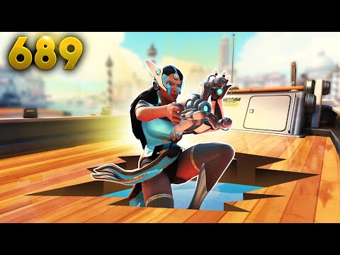 The Boat Is NOT REAL!! | Overwatch Daily Moments Ep.689 (Funny and Random Moments) thumbnail