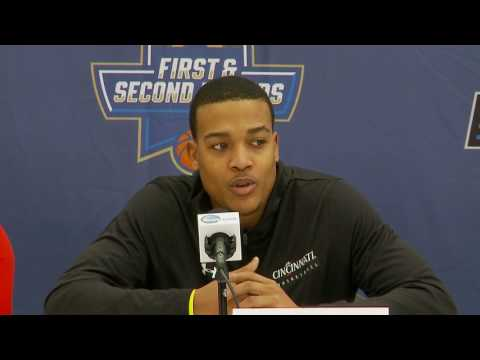 News Conference: Cincinnati First Round Preview