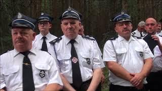 25 Lat Pożarów Lasu we wsi Kamińsko