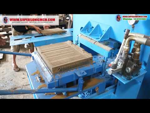 CONCRETE ROOF MAKING MACHINE