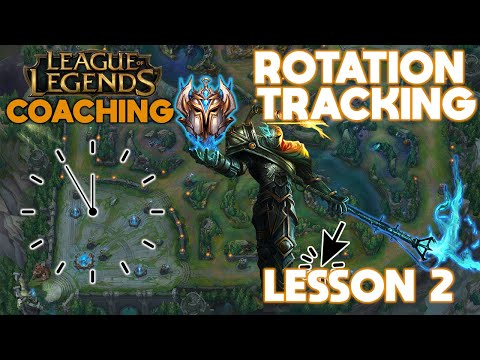 Tracking Rotations - Know Where People Are Without Vision - League Of Legends Fundamentals Guide