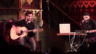 Nosound - The broken parts (live @ Union Chapel 2011)