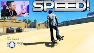 Скейт 3 - краща швидкість глюками - ТОП-5 (нова механічна Глюк) | Х7 Альберт