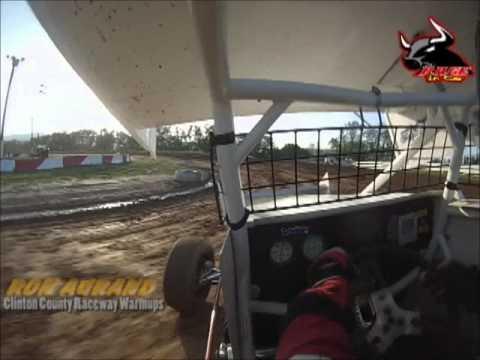 Ron Aurand Clinton County Raceway Warmups 5/31/13