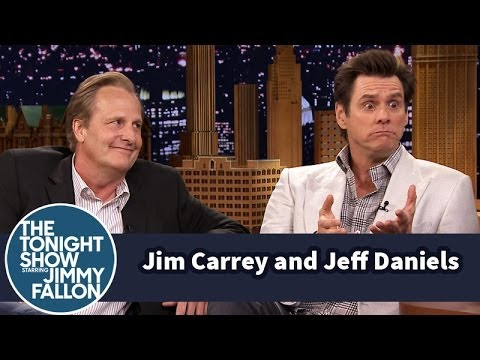 Jim Carrey and Jeff Daniels Talk Dumb and Dumber To
