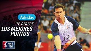 Mejores puntos de Madrid Open | World Padel Tour 2015