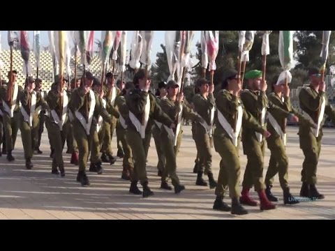 Part 1 of B'nai B'rith Live Tour at Mount Herzl,  Jerusalem