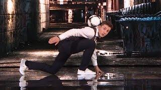 """Piłka """"tańczyła"""" razem z nim w rytm muzyki! To był występ na miarę finału! [Mam Talent]"""