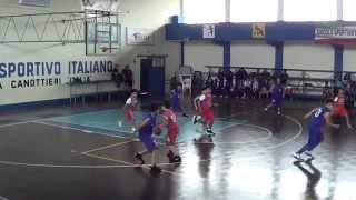 2014/10/19-Basquet Peruano-Canasteros Kids vs Circolo-Resumen