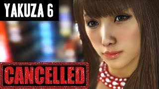 Yakuza 6 Cancelled 1 Day Before Release In Korea