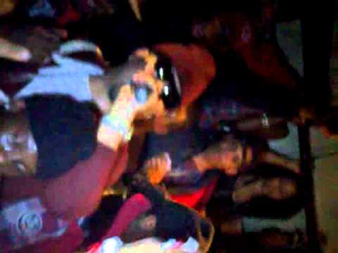 French Montana @ Club Venu on Oct 31st 2010