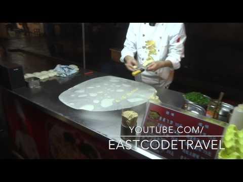 Chinese Roti master  Nanning Guangxi