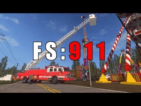 FS:911: Ep. 10 - A Bus Ride to the Fair!
