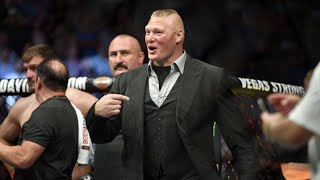 The REAL Reason Brock Lesnar Wasn't Mentioned On WWE Raw This Week