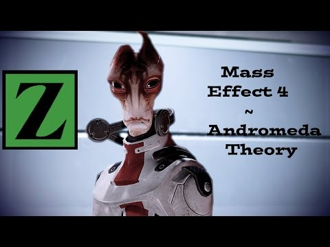 Mass Effect 4! - Andromeda Galaxy in Mass Effect 3 Theory!