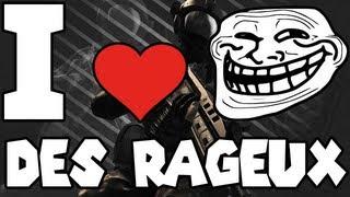 Énerver des Rageux sur Black Ops 2! - Troll en approche!
